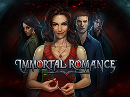 Immortal Romance Slots Games