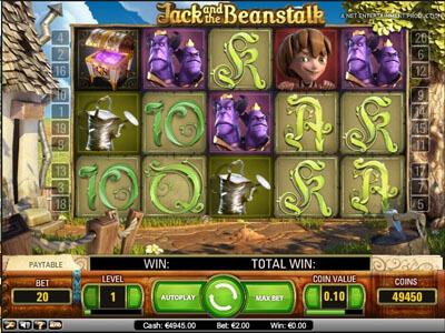 Jack and the Beanstalk™ Slots Game