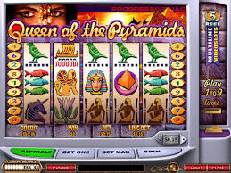 queen-of-the-pyramids-slot-game