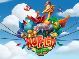 Ruffled Up! Slots at Volcanic Slots