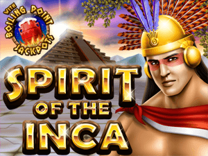 Spirit Of The Inc @ Volcanic Slots Casino